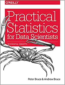 Books to read for data science