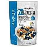 ProGranola 12g Protein Cereal Vanilla Cinn (Paleo : Low Net Carb : Gluten Free : Grain Free) (6 Pack)
