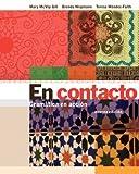 img - for Bundle: En contacto: Gram tica en accion, 9th + iLrn(TM) 3-Semester Printed Access Card by Mary Gill McVey (2011-04-05) book / textbook / text book