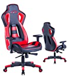 Best Gaming Chairs - Top Gamer Ergonomic Gaming Chair PC Computer Chairs(Red/Black,6) Review
