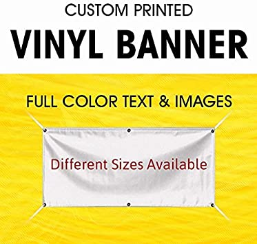 Nautical Wave Heavy-Duty Outdoor Vinyl Banner Cash Only CGSignLab 6x6