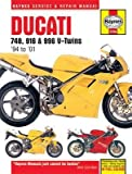[(Ducati 748, 916 & 996 Service and Repair Manual)] [Author: Matthew Coombs] published on (December, 2014)