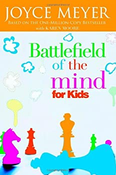 Battlefield of the Mind for Kids 0446691259 Book Cover