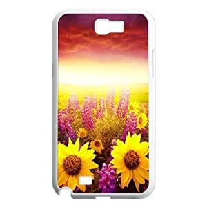 Sunflower ZLB587522 Personalized Phone For Case Samsung Galaxy S4 I9500 Cover Case