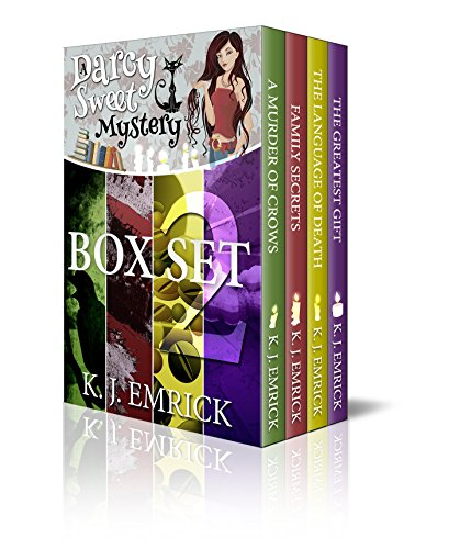 (Darcy Sweet Mystery Box Set Two: Books 7 to 10)