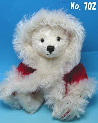Steiff 2001, Asia (Hong Kong, Taiwan, Japan, Australia only) Asian teddy bear Santa Claus