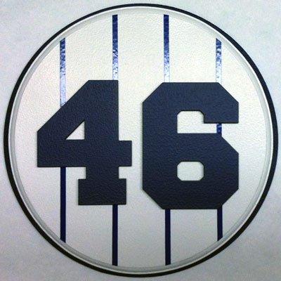 yankee retired numbers - 6