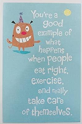 Envejeciendo Funny Humor feliz cumpleaños tarjeta de ...
