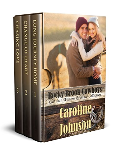Rocky Brook Cowboys: Christian Western Romance Collection (Charm Colorado Rockies)