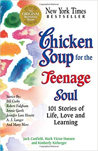 Image result for chicken soup for the teenage soul