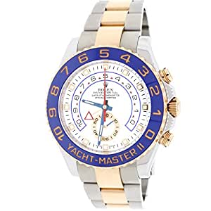 Rolex Yacht-Master II automatic-self-wind mens Watch 116681 (Certified Pre-owned)