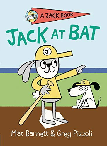 Jack at Bat (A Jack Book Book 3) ()
