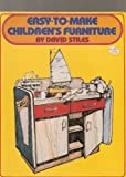 Easy-to-Make Children's Furniture, David Stiles, 0394738713