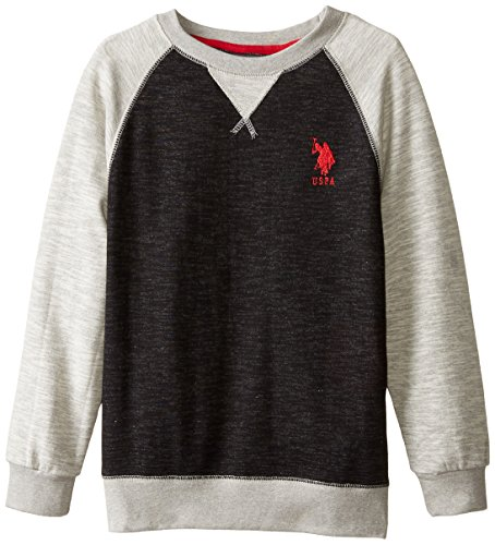 us-polo-assn-big-boys-french-terry-pullover-marled-black-14-16