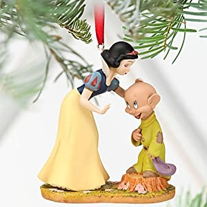 Disney 2012 Snow White and Dopey Sketchbook Ornament