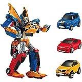 Youngtoys Tobot Tritan 3 Car Integration Robot Transforming Robot Car to Robot Animation Character
