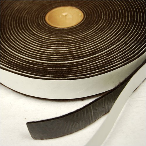 "UPC 738726066498, F7 STRIPPING WITH ADHESIVE 1/2"" WIDE 50' LONG 1/8"" THICK"