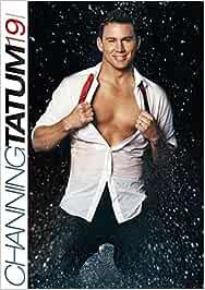 Channing Tatum 2019 Calendar : Tatum, Channing: Amazon ...