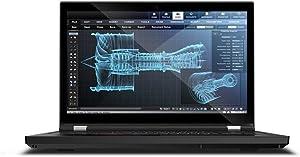 Lenovo ThinkPad P15 Gen 1 Laptop, Intel Core i7-10750H, 16GB RAM, 512GB SSD, NVIDIA Quadro T1000, Windows 10 Pro (20ST003XUS)