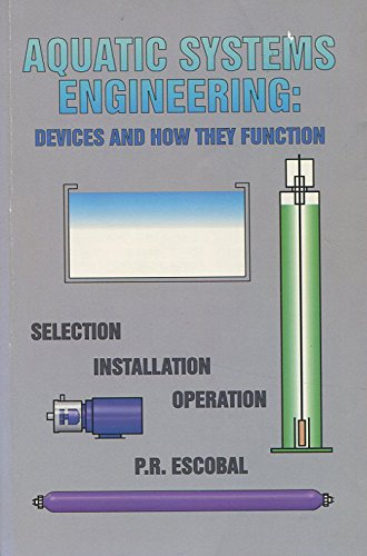 Aquatic Systems Engineering: Devices and How They Function PDF