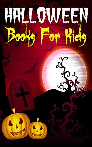 Halloween Books For Kids: Super Fun Halloween Stories : Halloween Activity Book For Kids (Matching, Mazes and find differences games)