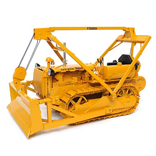 Caterpillar D4 - Industrial Equipment