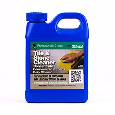 Miracle Sealants TSC6QT Tile & Stone, Quart Cleaners
