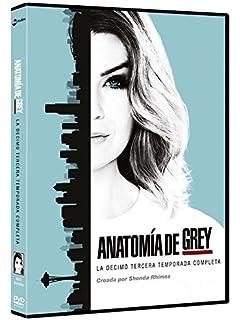 Anatomia De Grey. La Decimo Cuarta Temporada Completa DVD: Amazon.es ...
