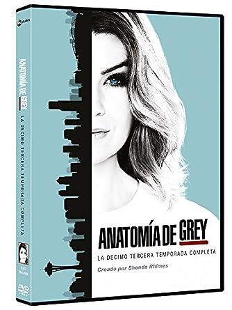 Anatomía De Grey - Temporada 13 [DVD]: Amazon.es: Ellen Pompeo ...