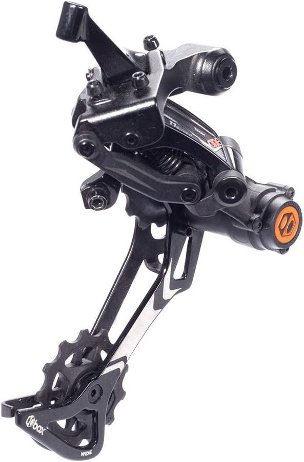 BX-DR1-11AXWC-BK BOX COMPONENTS Box One 11 Speed X-Wide Rear Derailleur