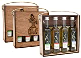 Pellas Nature | Fresh Organic Infused Olive Oil Gift Set | Red Hot...