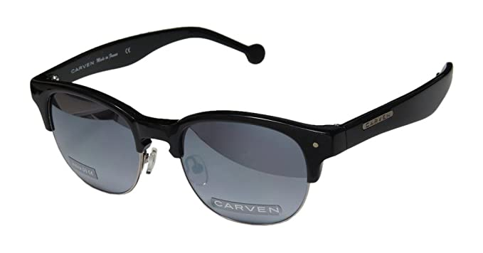 8ba7ff2a52b Carven Leonie Mens Womens Designer Full-rim Mirrored Lenses Popular Style  Highest Quality High