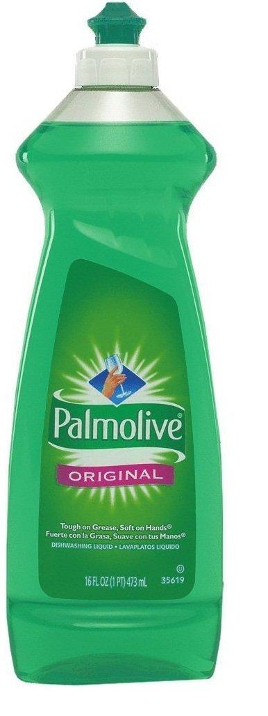 Palmolive Original Dish Washing Liquid-16Oz Colgate Palmolive 46438