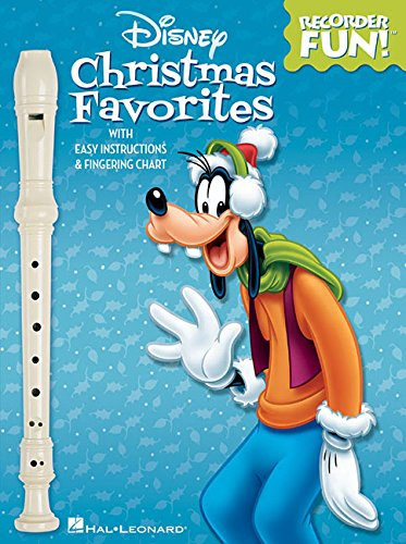 Disney Christmas Favorites (Recorder ()