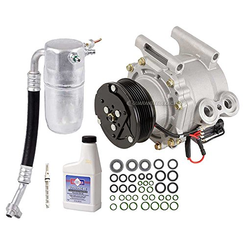 New AC Compressor & Clutch With Complete - Chevrolet Trailblazer A/c Compressor Shopping Results