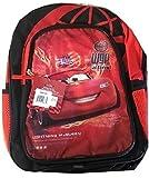 Disney Cars Backpack Lightning McQueen Red