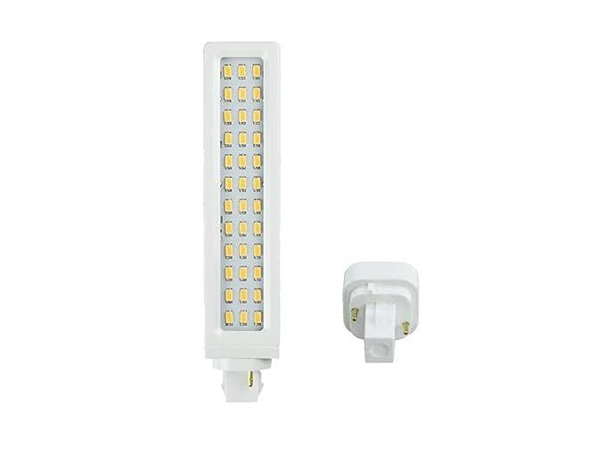 Bombilla LED PLC12 12W G24, 230 V, 6000 K