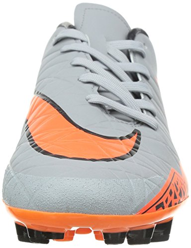 Nike Men's Hypervenom Phelon II AG-R Football Boots, Bronze - GREY