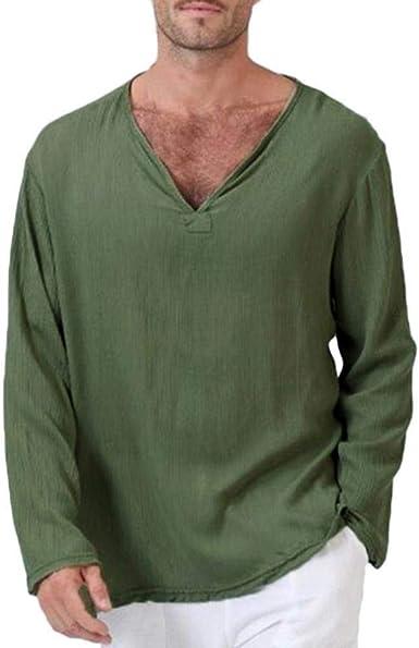 Camiseta De Verano Hombre De para De Camisa Hippie Mode De ...
