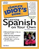 Complete Idiot's Guide in Learning Spanish, Gail Stein, 0028627431