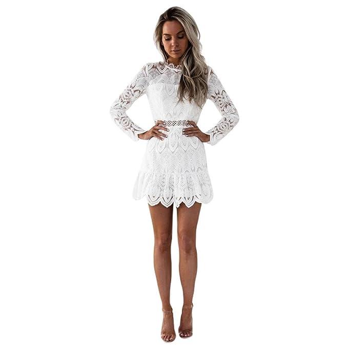 feiXIANG Vestito da donna b0244cde9c3