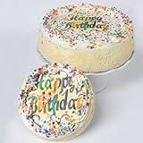 David's Cookies Vanilla Birthday Cake 7