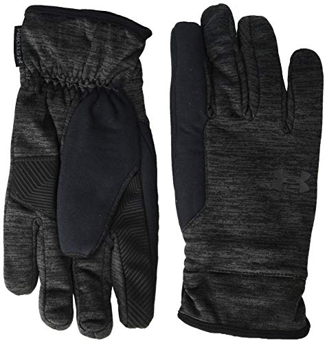 Under Armour Men's CGI Storm Glove, Black//Black, X-Large