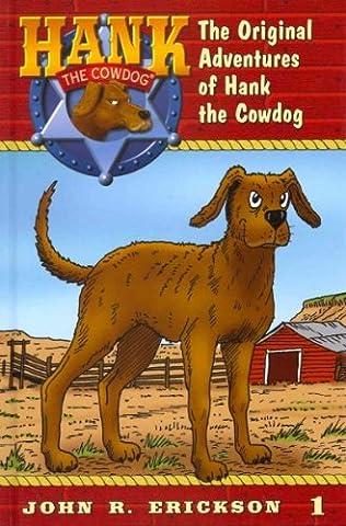 book cover of The Original Adventures of Hank the Cowdog