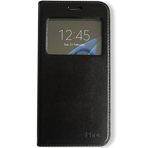 Invisible Magnetic Closure Leather Samsung