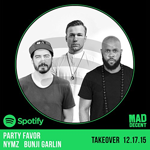Party Favor, Nymz & Bunji Garlin Take Over Mad Decent Weekly On -