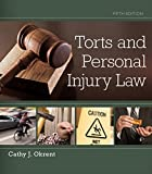 img - for Torts and Personal Injury Law book / textbook / text book