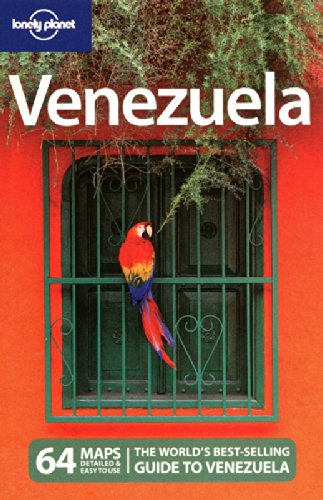 Lonely Planet Venezuela (Country Travel Guide)