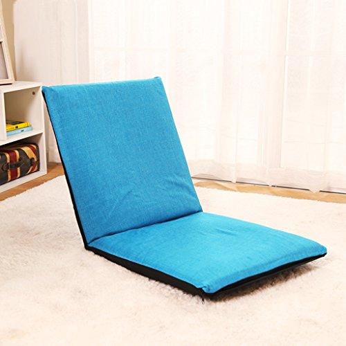 Amazon.com: GZH - Silla plegable para suelo, diseño de Windo ...