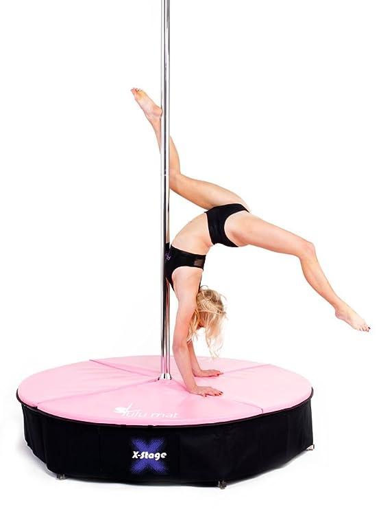 Lulu Pole Dancing colchoneta de recepción - Casa: Amazon.es ...
